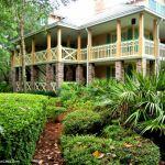 Disney's Port Orleans Riverside Bayou Room