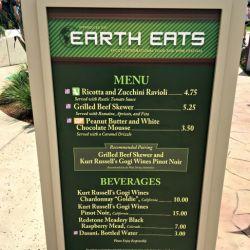 Epcot Food & Wine Festival - Earth Eats Booth