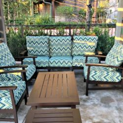 Boulder Ridge Cabana Seating