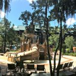 Wilderness Lodge Pool and Recreation