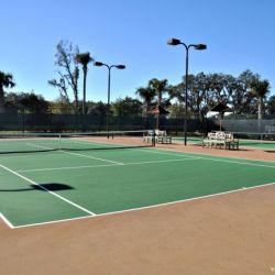 Animal Kingdom Villas Tennis Court