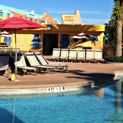 Art of Animation Cozy Cone Pool Entrance