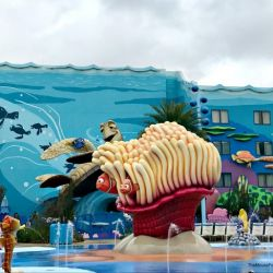 Art of Animation Schoolyard Sprayground