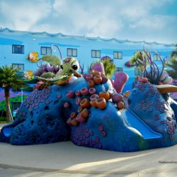 Art of Animation Righteous Reef playground