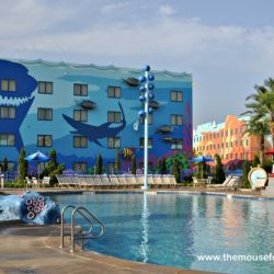 Art of Animation Big Blue Pool