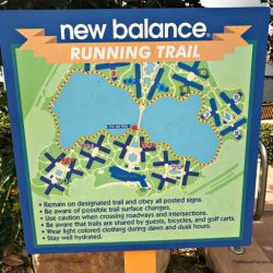 Art of Animation Running Trail