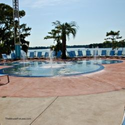 Bay Lake Tower Resort Kid Play Area