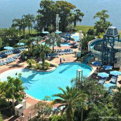 Bay Lake Tower Resort Pool