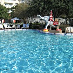 BoardWalk Inn Luna Park Pool