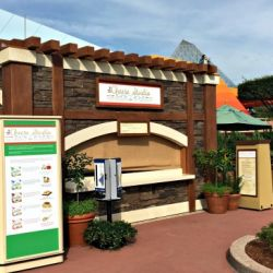 Epcot Food & Wine Festival - Cheese Studio Booth