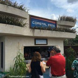 Epcot Food & Wine Festival - Coastal Eats Booth