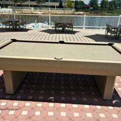 Bay Lake Tower Resort Pool Table
