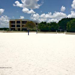 Bay Lake Tower Resort Beach Volleyball