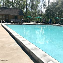 Fort Wilderness Resort and Campground Quiet Pool