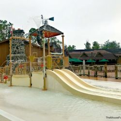 Fort Wilderness Resort and Campground Kiddie Pool
