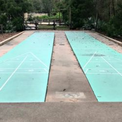 Fort Wilderness Resort and Campground Shuffle Board