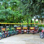 Port Orleans Riverside Bikes