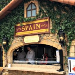 Epcot Food & Wine Festival - Spain Booth