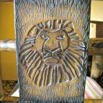 Animal Kingdom Chair Detail