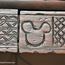 Animal Kingdom Table Detail