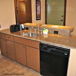 Animal Kingdom Dishwasher and Sink