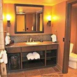 Animal Kingdom Bathroom