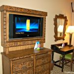 Animal Kingdom Bedroom TV