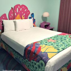 Finding Nemo Room 1 Bedroom Bed