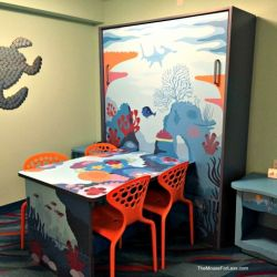 Finding Nemo Room Table