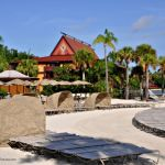 Polynesian Village and Bungalows Beach Seating