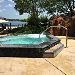 Polynesian Village and Bungalows Hot Tub