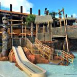 Polynesian Village and Bungalows Kid Play Area