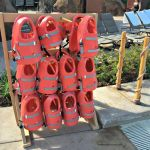 Polynesian Village and Bungalows Life Jackets