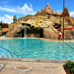 Polynesian Village and Bungalows Pool