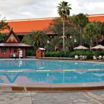 Polynesian Village and Bungalows Pool