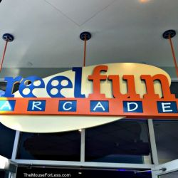 All-Star Movies Resort Reel Fun Arcade