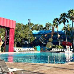 All-Star Movies Resort Fantasia Pool