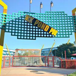 All-Star Movies Resort Duck Pond Pool