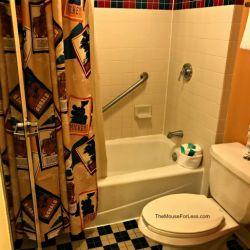 All Star Sports Bathroom