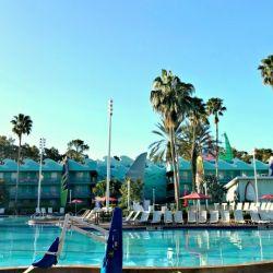 All Star Sports Surfboard Bay Pool