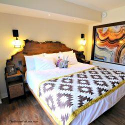1-Bedroom Master Bedroom