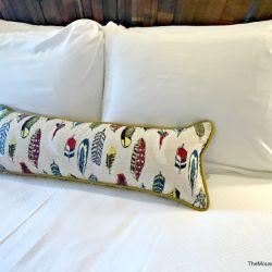 2-Bedroom Bed Pillow