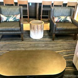 Grand Villa Living Room Table