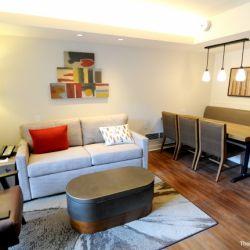 1-Bedroom Living Room