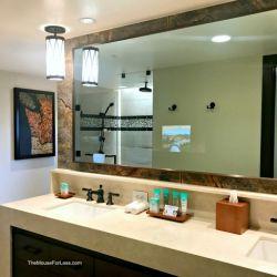 Grand Villa Master Bathroom Sink
