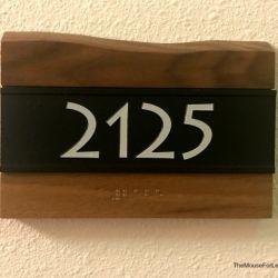 Deluxe Studio Room Number