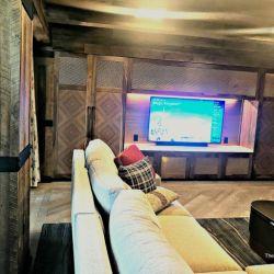 Grand Villa Living Room Storage