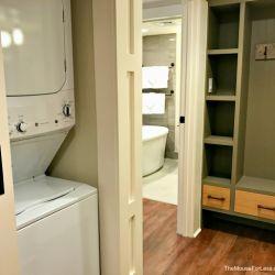 Grand Villa Laundry and Storage