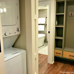 1-Bedroom Laundry and Storage