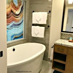 2-Bedroom Master Bathroom